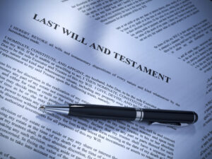 Last Will and Testament Massachusetts